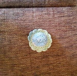 Other - Flower dishcloth scrubbie